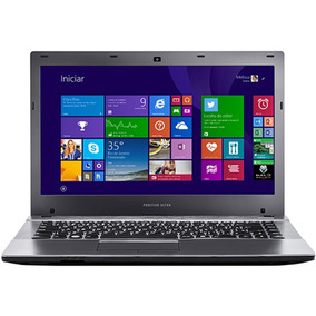 Notebook Positivo Intel Core I5 4gb 500gb - Seminovo