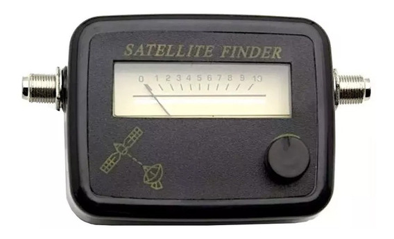 Localizador De Satélite Analógico Digital Finder Parabolica