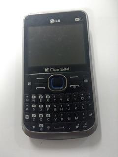 Lg C397 Seminovo Wifi Dual Sim C/garantia