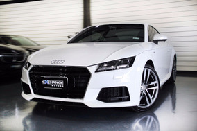 Audi Tt Ambition 2016 Único Dono-garantia De Fáb.14 Mil Km