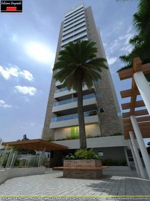 Apartamento Para Venda Em Praia Grande, Canto Do Forte, 2 Dormitórios, 1 Suíte, 1 Banheiro, 1 Vaga - Ap00013