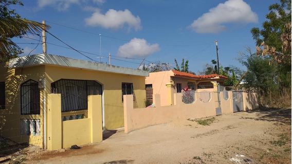 Se Vende Dos Casa Por El Precio De Una,,, De Oportunidad.