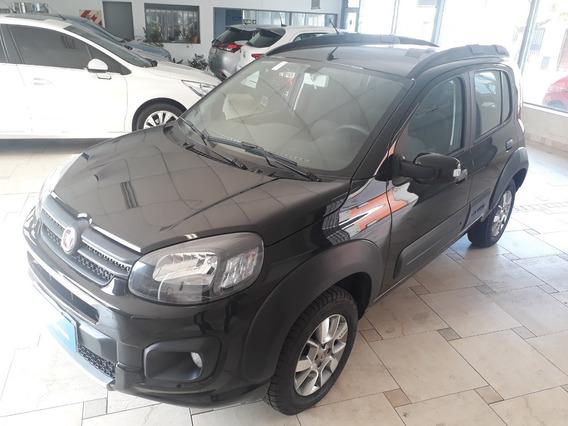 Fiat Uno Way 1.3 16v Año 2018 5ptas Navegador