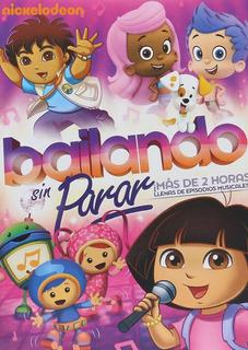 Dora La Exploradora Bailando Sin Parar 6 Episodios Serie Dvd