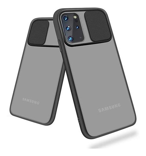 Imagem 1 de 6 de Capa Slide Tampa Protetora Lente Câmera Galaxy Note 20 Ultra
