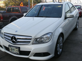 Mercedes Benz Clase C 200 Exclusive