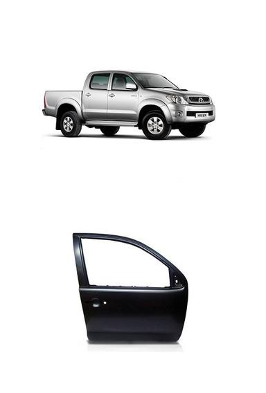 Porta Dianteira Toyota Hilux 2005 / 2015 Cabine Dupla E Sw4