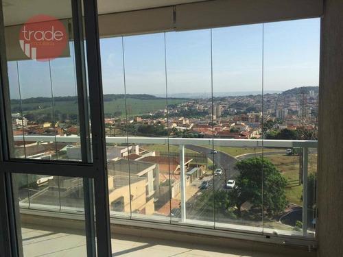Imagem 1 de 16 de Apartamento À Venda, 66 M² Por R$ 365.000,00 - Jardim Paulista - Ribeirão Preto/sp - Ap5123