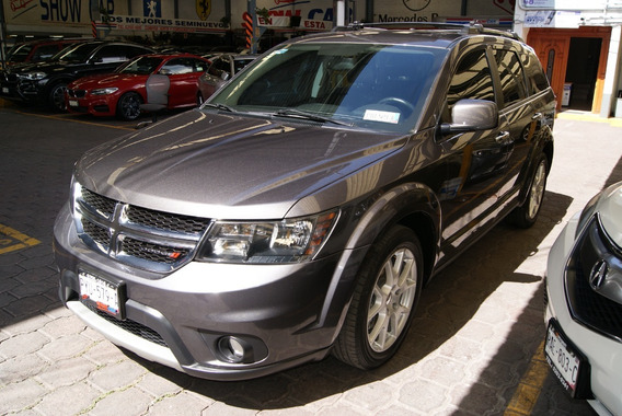 Dodge Journey Rt 2016.aut,clima,piel,rin 19 ,mot V6.