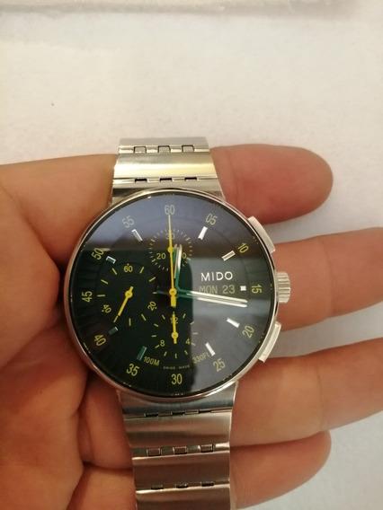 Reloj Mido All Dial Cronografo