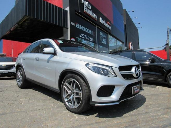Mercedes Benz Gle 400 Coupe 4matic