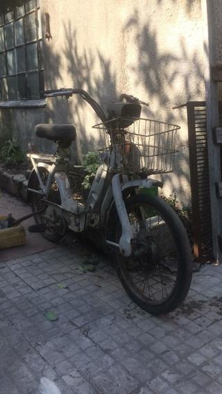 Ciao 50 Ciclomotor Blanco