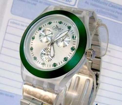 Relógio Condor Feminino New Age Kz25049/g
