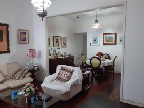 Apartamento À Venda, 100 M² Por R$ 800.000,00 - Copacabana - Rio De Janeiro/rj - Ap8430