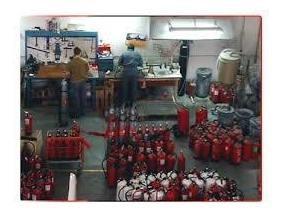 Imagen 1 de 10 de Venta Recarga De Extintores Mantenimiento De Sistemas C.i