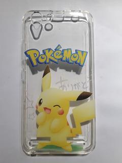 Capa Pokémon Vibe K5 Kit Com 4 Capas