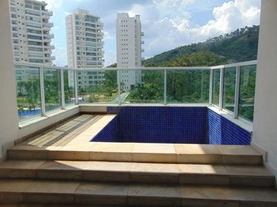 Penthouse Em Tamboré, Barueri/sp De 367m² 5 Quartos À Venda Por R$ 2.600.000,00 - Ph184814