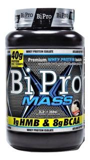 Bipro Mass X 3lb + Envio Cero Grasa Bi - L a $84800