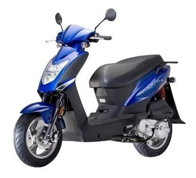 Kymco Agility 125 Scooter, Promo Ahora 12 Sin Interes !