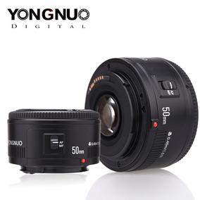 Lente Canon Ef 50mm F1.8 Yongnuo Canon