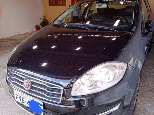Fiat Linea 2014 1.8 16v Absolute Flex Dualogic 4p
