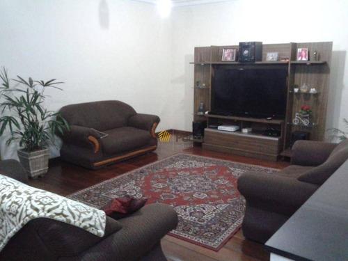 Imagem 1 de 27 de Casa À Venda, 459 M² Por R$ 1.250.000,00 - Parque Dos Pássaros - São Bernardo Do Campo/sp - Ca0658