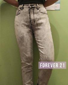 Pantalon Signo Brilloso Nuevo Pantalones Jeans Y Joggings De Mujer Forever 21 Super Skinny En Mercado Libre Argentina