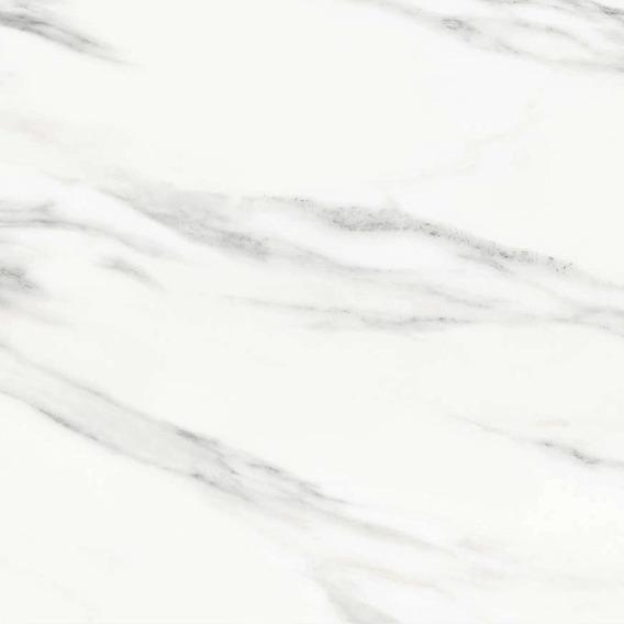 Porcelanico Volakas Blanco Rosetto Marmol 84x84 Premium