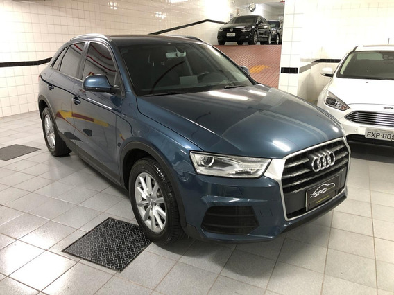 Audi Q3 1.4 Attraction 2016 Baixo Km Nova Azul