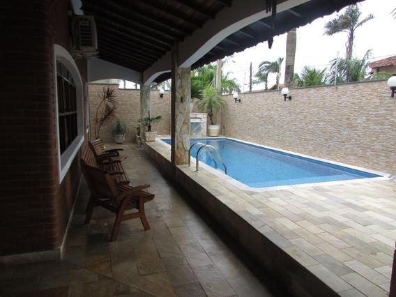 610-linda Casa Á Venda, Com 150m² 4 Dormitórios, 3 Banheiros