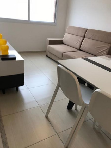 Apartamento Para Locação Em Mogi Das Cruzes, Vila Partenio, 1 Dormitório, 1 Banheiro, 1 Vaga - 1532