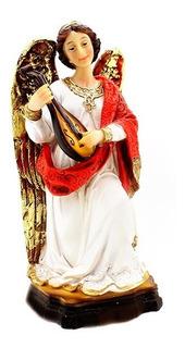 Imagem Escultura Anjo Decoração - 16,5cm