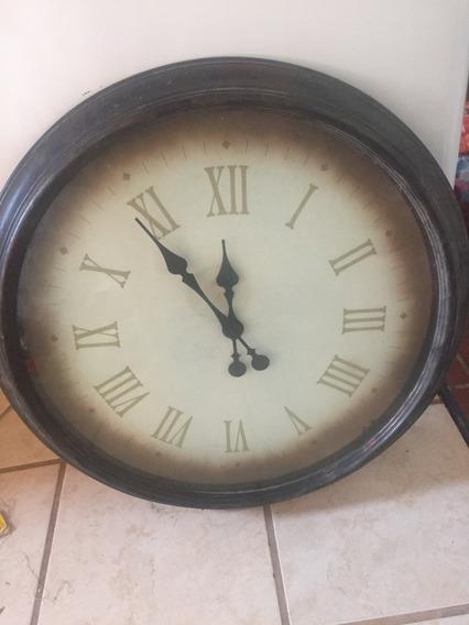 Reloj Tipo Antiguo Grande