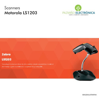 Lector Motorola-ls1203