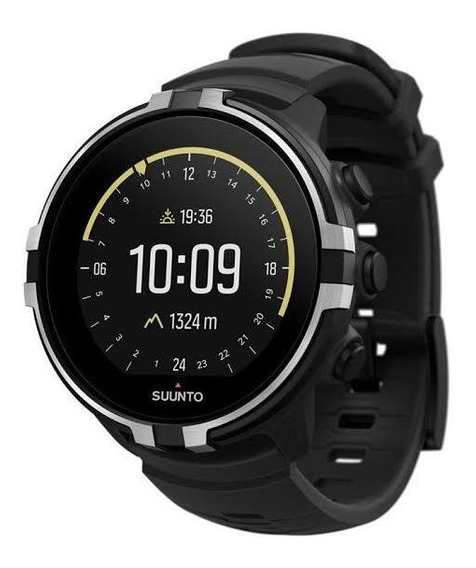 Relógio Suunto Spartan Sport Wrist Hr Baro Stealth