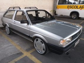 Vw Parati Cl 1.9 Turbo Forjada 1991 Injetada Fueltech Ft250