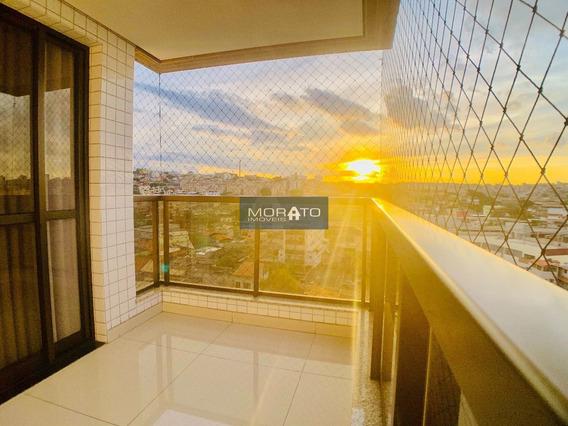 Vendo Lindo Apartamento 3 Quartos Bairro Inconfidentes - 6030