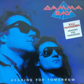 Gamma Ray Vinilo Heading For Tomorrow