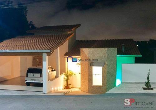 Excelente Casa Condomínio São Frenando Residência Barueri - Ca0638