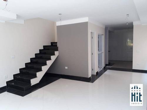 Sobrado À Venda, 180 M² Por R$ 1.100.000,00 - Jardim Vila Mariana - São Paulo/sp - So0510