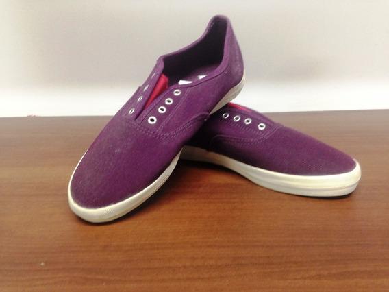 Zapatos Skate Emerica Reynolds Chiller Morados Vino (30)