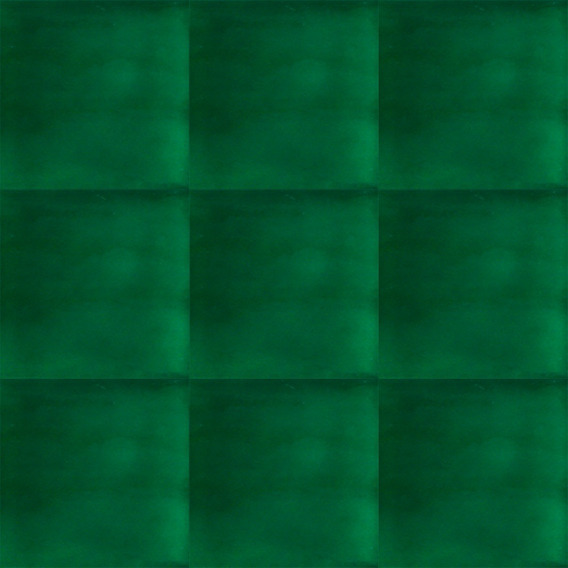 90 Azulejos Lisos De Talavera 10x10 - Verde S/blanco
