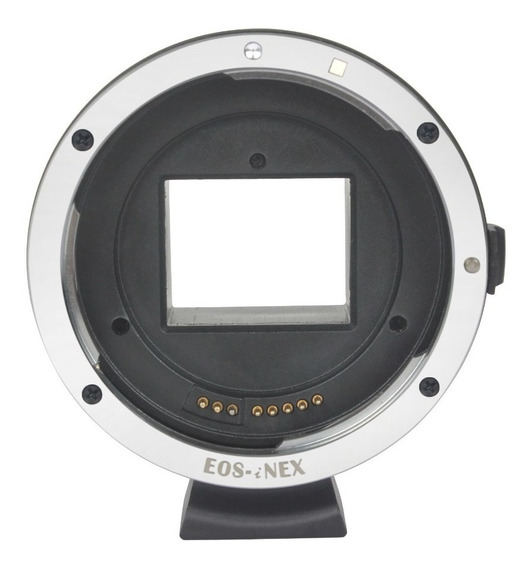 Anel Adaptador Lente Canon Ef Ef-s Eos-nex Sony Af Autofoco