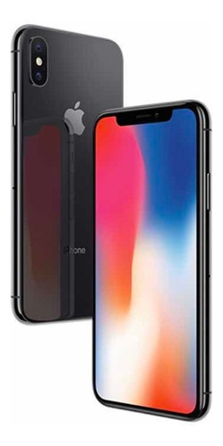 iPhone X Cinza Espacial 64gb