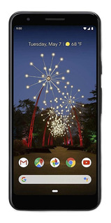 Google Pixel 3a Dual SIM 64 GB Just black 4 GB RAM