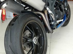 Triumph Speed Triple 1050 Abs Azul