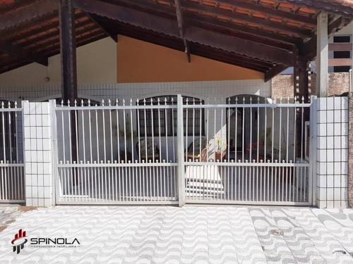 Imagem 1 de 22 de Casa Com 2 Dormitórios À Venda, 75 M² Por R$ 265.000,00 - Jardim Real - Praia Grande/sp - Ca1613