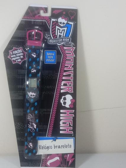 Dois Relógios Bracelete Monster High