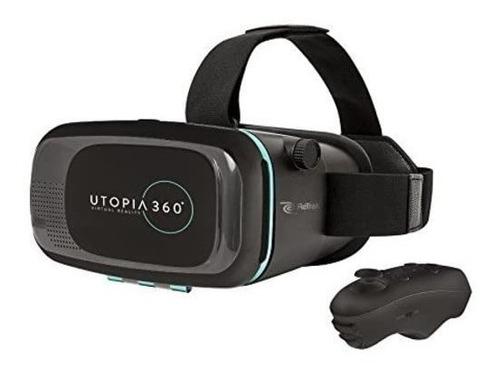 Lentes De Realidad Virtual 360 Vr Android iPhone