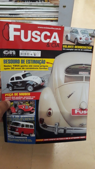 Revista Fusca E Cia N°37 Frete 8.00 Reais